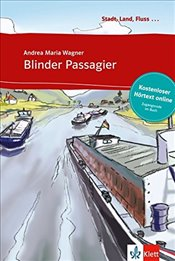 Blinder Passagier - Buch & Audio-Online - Wagner, Andrea Maria