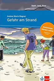 Gefahr am Strand - Buch & Audio-Online - Wagner, Andrea Maria