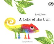 Color of His Own - Lionni, Leo