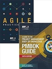 Guide to the Project Management Body of Knowledge 6e and Agile Practice Guide Bundle Set - Project Management Institute