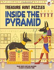 Treasure Hunt Puzzles : Inside The Pyramid - Moore, Gareth