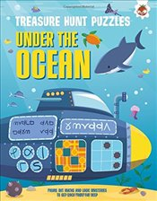 Treasure Hunt Puzzles : Under The Ocean - Moore, Gareth