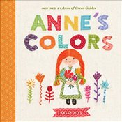 Annes Colors: Inspired by Anne of Green Gables -