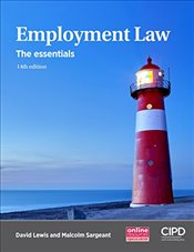 Employment Law : The Essentials 14e - Lewis, David