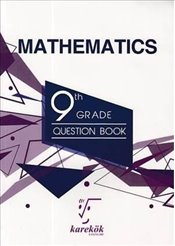 9 th Grade Mathematics Question Book - Kolektif