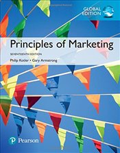 Principles of Marketing 17e GE - Kotler, Philip
