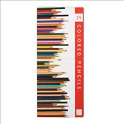 Frank Lloyd Wright Colored Pencils with Sharpener  - Wright, Frank Lloyd