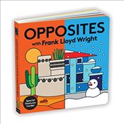 Opposites with Frank Lloyd Wright - Mudpuppy,