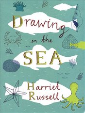 Drawing in the Sea - Russell, Harriet