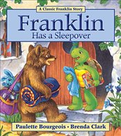 Franklin Has a Sleepover - Bourgeois, Paulette
