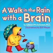 Walk in the Rain with a Brain - Hallowell, Ned