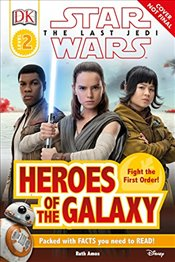 Star Wars The Last Jedi : Heroes of the Galaxy - Amos, Ruth