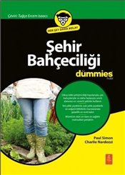 Şehir Bahçeciliği : For Dummies - Simon, Paul