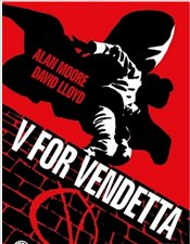 V For Vendetta : Özel Edisyon - Moore, Alan