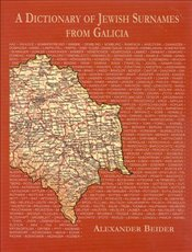 Dictionary of Jewish Surnames from Galicia - Beider, Alexander