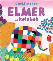 Elmer ve Kelebek - McKee, David