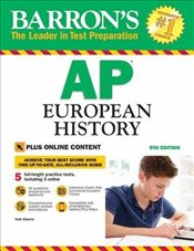 Barrons AP European History : With Bonus Online Tests : 9e - Roberts, Seth A