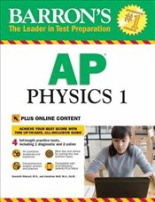 Barrons AP Physics 1 : With Bonus Online Tests   -