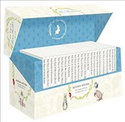 World of Peter Rabbit : The Complete Collection of Original Tales 1-23 White Jackets - Potter, Beatrix