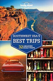 Southwest USAs Best Trips -LP-3e - Planet, Lonely
