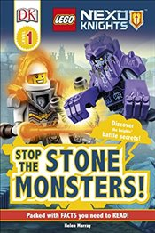 LEGO® NEXO KNIGHTS Stop the Monsters! : DK Readers Level 1 - Murray, Helen