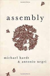 Assembly (Heretical Thought) - Hardt, Michael