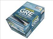 Essential GRE Vocabulary Flashcards+Online : 2e -