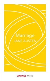 Marriage : Vintage Minis - Austen, Jane