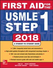 First Aid for the USMLE Step 1 2018 ISE - Le, Tao