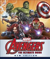 Marvel Avengers Ultimate Guide New Edition -