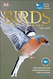 RSPB Birds of Britain and Europe   - Hume, Rob