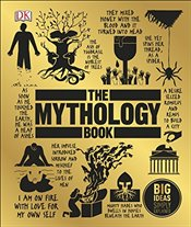 Mythology Book : Big Ideas Simply Explained -