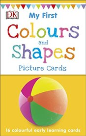 My First Colours & Shapes  -