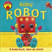 Baby Robot : A Beep-buzz! Light-up Story! -
