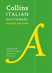 Collins Pocket Italian Dictionary 8e - Dictionaries, Collins
