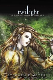 Twilight : The Graphic Novel, Volume I - Meyer, Stephenie