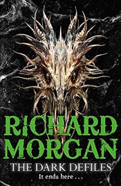 Dark Defiles - Morgan, Richard