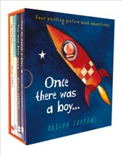 Once There Was a Boy : Boxed Set - Jeffers, Oliver