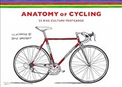 Anatomy of Cycling : 22 Bike Culture Postcards - Sparshott, David