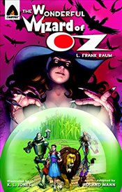 Wonderful Wizard of Oz (Campfire Graphic Novels) - Baum, L. Frank