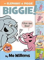 Elephant and Piggie Biggie ! - Willems, Mo