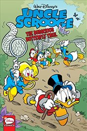 Uncle Scrooge: The Bodacious Butterfly Trail - Scarpa, Romano