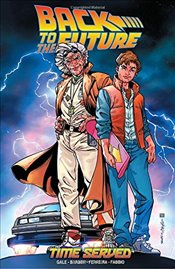 Back to the Future: Time Served - Gale, Bob