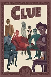 Clue - Allor, Paul