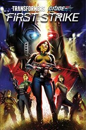Transformers/G.I. JOE: First Strike - Scott, Mairghread