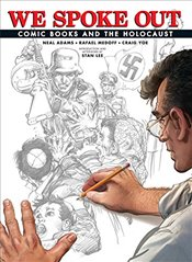 We Spoke Out: Comic Books and the Holocaust - MEDOFF, RAFAEL
