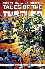 Tales of Teenage Mutant Ninja Turtles Omnibus Volume 1 - Eastman, Kevin B.