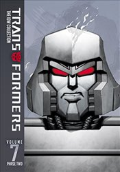 Transformers: IDW Collection Phase Two Volume 7 - Roberts, James