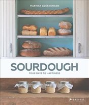 Sourdough - Goernemann, Martina