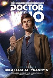 Doctor Who: The Tenth Doctor Volume 8 - Breakfast at Tyrannys (Doctor Who - the Tenth Doctor: Facin - Abadzis, Nick
